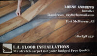 L.A. Flooring Installations