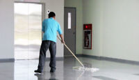 LOOKING FOR A CLEANER FULL TIME