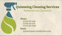 QUIMMING CLEANING SERVICES