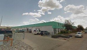 * Warehouse Space for Lease/Sale in South Edmonton
