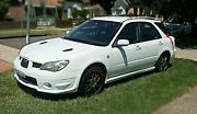 2006 Subaru Impreza AWD Auto Rego Swap Ryde Ryde Area Preview