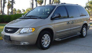 2002 Chrysler Town & Country-PARTS FOR SALE