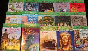 Magic Tree House - 15 book lot