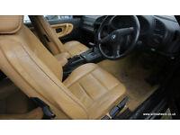 BMW E36 Cabriolet Convertible Caramel Leather Interior 328i 323i 325i 318i
