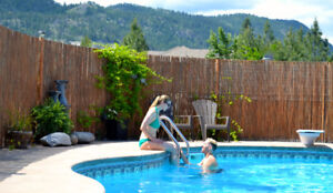Poolside Retreat - Mini Resort Peachland, bc