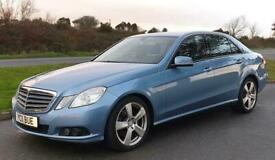 image for 2011 Mercedes-Benz E Class E200 CDI BlueEFFICIENCY SE 4dr Tip Auto SALOON Diesel