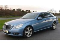 2011 Mercedes-Benz E Class E200 CDI BlueEFFICIENCY SE 4dr Tip Auto SALOON Diesel