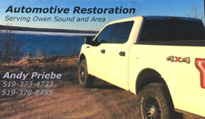 Automotive Restoration
