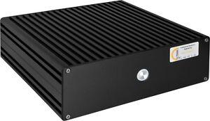 Fanless High-End Mini PC L, Intel Core i5 6500T, 8 GB RAM, 250 GB SSD, lüfterlos