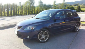2005 Mazda 3 GT Sport Hatchback! PRICE REDUCED!!!!