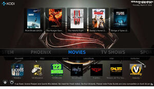 Android TV, MOVIES, SPORTS. Free delivery and installation.