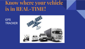 .50 ¢ REALTIME HARD-WIRED GPS TRACKER VEHICLE CAR TRACKING