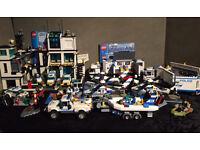 Lego City Police Bundle - 9 Sets
