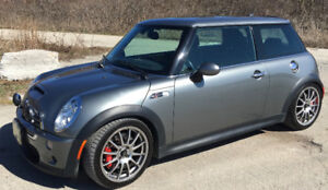 2006 MINI Mini Cooper S Hatchback