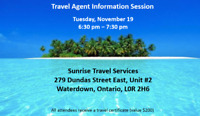 Part Time Travel Agent
