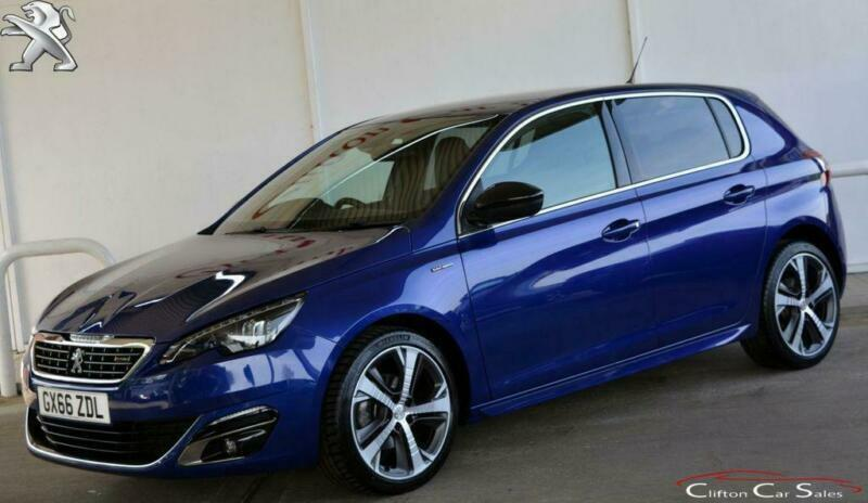 2014-Date Peugeot 308 GT New Quality Carpet Fully Tailored Car Floor Mats