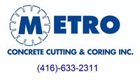 CONCRETE CUTTING AND CORING SERVICES!