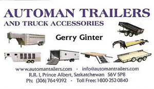 Automan Trailers has the trailer you are looking for!