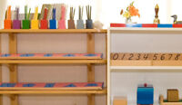 Open spots at our French Montessori Dayhome in Marda Loop