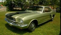 1965 Ford mustang coupe *price reduced*