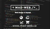 Web Design SEO and more ! *MAD-Web*
