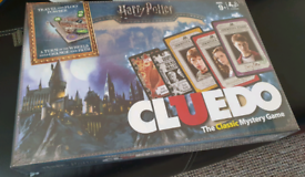 Cluedo board game (Harry Potter)