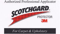 Authorised Scotchgard™ Carpet & Upholstery Protector Applicator