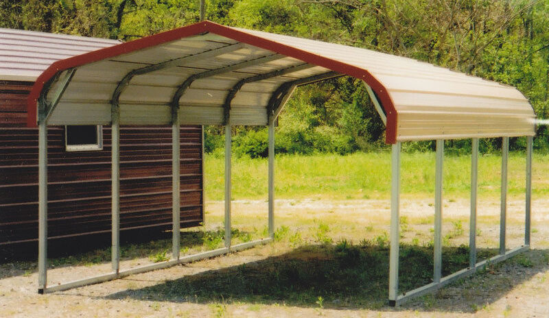 how to build a steel carport - Steel Carports