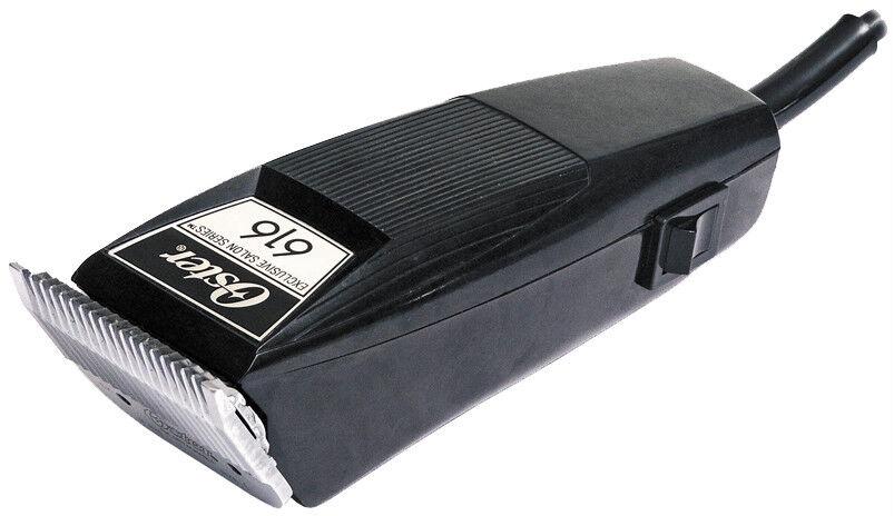 Oster Pivot 616 EX2S 220V Professional Clipper 2 Blades 76616-910 FREE DVD 84815