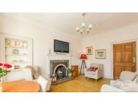 Bright and contemporary 2 bedroom flat with box room in the heart of Edinburgh available April