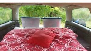 2001 Holden Commodore Wagon+ camping equipment Sydney City Inner Sydney Preview