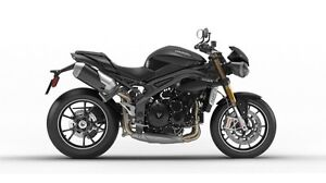 2017 Triumph SPEED TRIPLE S