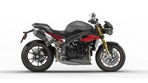 2017 Triumph SPEED TRIPLE R ABS