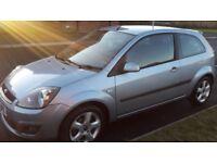 2007 Ford Fiesta 1.2,Full History,New Mot,CHEAP TO TAX&INSURE