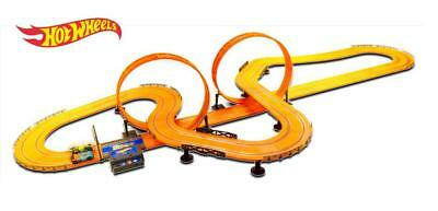 Hot Wheels 30 feet AC version Slot Track Set