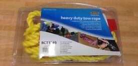 Ring Heavy Duty 3.500Kg 4 metre Tow Rope RCT1540