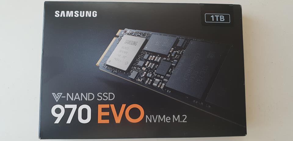Brand New Ssd Samsung 970 Evo 1 Tb V Nand M 2 Pci Express Solid