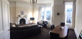 TWO Large Double Bedrooms Available in GORGEOUS, SPACIOUS Shared 3 bed House, Very Central, Parking
