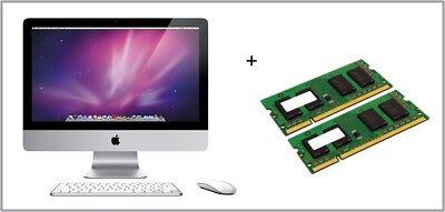 "4GB Module 1066 DDR3 SODIMM For Apple iMac Core 2 Duo 2.66 24/"" Early 2009 New"