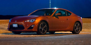 2014 Scion FR-S - LEASE TAKEOVER VERY LOW KMS!!!!!