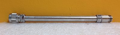 Weinschel 210a-10 1.0 To 18.0 Ghz 10 Db 1 Watt Type N M-f Fixed Attenuator