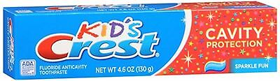Crest Toothpaste Kids' Cavity Protection Sparkle Fun Flav...