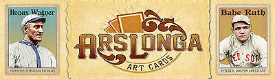 Ars Longa Art Cards