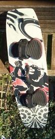 CABRINHA 128 IMPERIAL KITE SURFING BOARD
