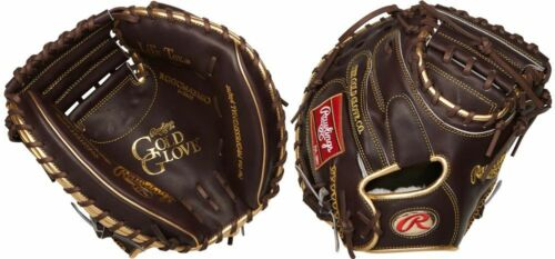 "Rawlings Gold Glove 34"" Catcher"