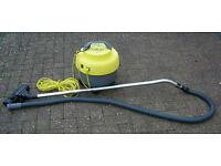 Heavy duty VICTOR Hepa (Henry type) vacuum cleaner. Nearly New
