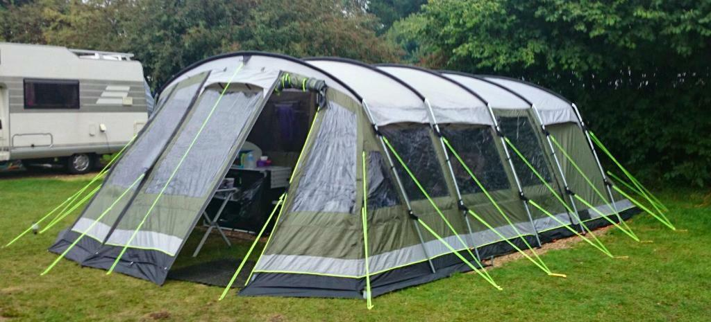 Outwell vermont xlp tent and loads of camping gear | in ...