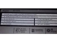 Acer i5 4gb ram 750gb windows 10