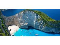 BARGAIN!!!! LAST MINUTE Holiday to Zante Greece with flights & Accommodation for 2 people