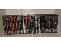 Marvel Film DvDs